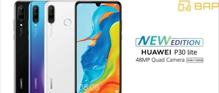 Huawei P30 Lite Banner