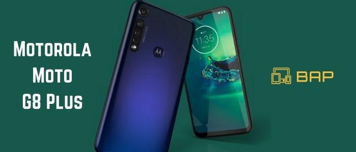 Motorola Moto G8 Plus Banner
