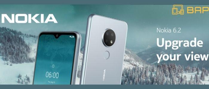 Nokia 6.2 Banner