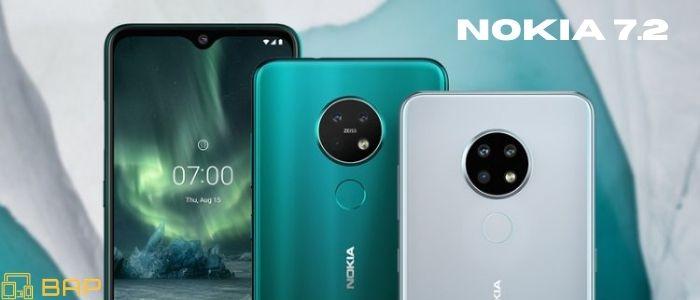 Nokia 7.2 Banner
