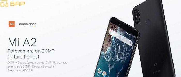 Xiaomi Mi A2 Banner